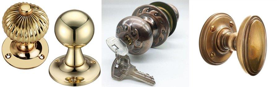 antique and Rustic Door Knobs - What is Door Knob-The Most Comprehensive Introduction