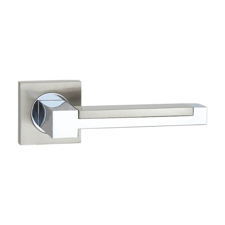 1609920253 satin nickel lever door handles - How To Choose Lever Door Handle?The Complete Guide